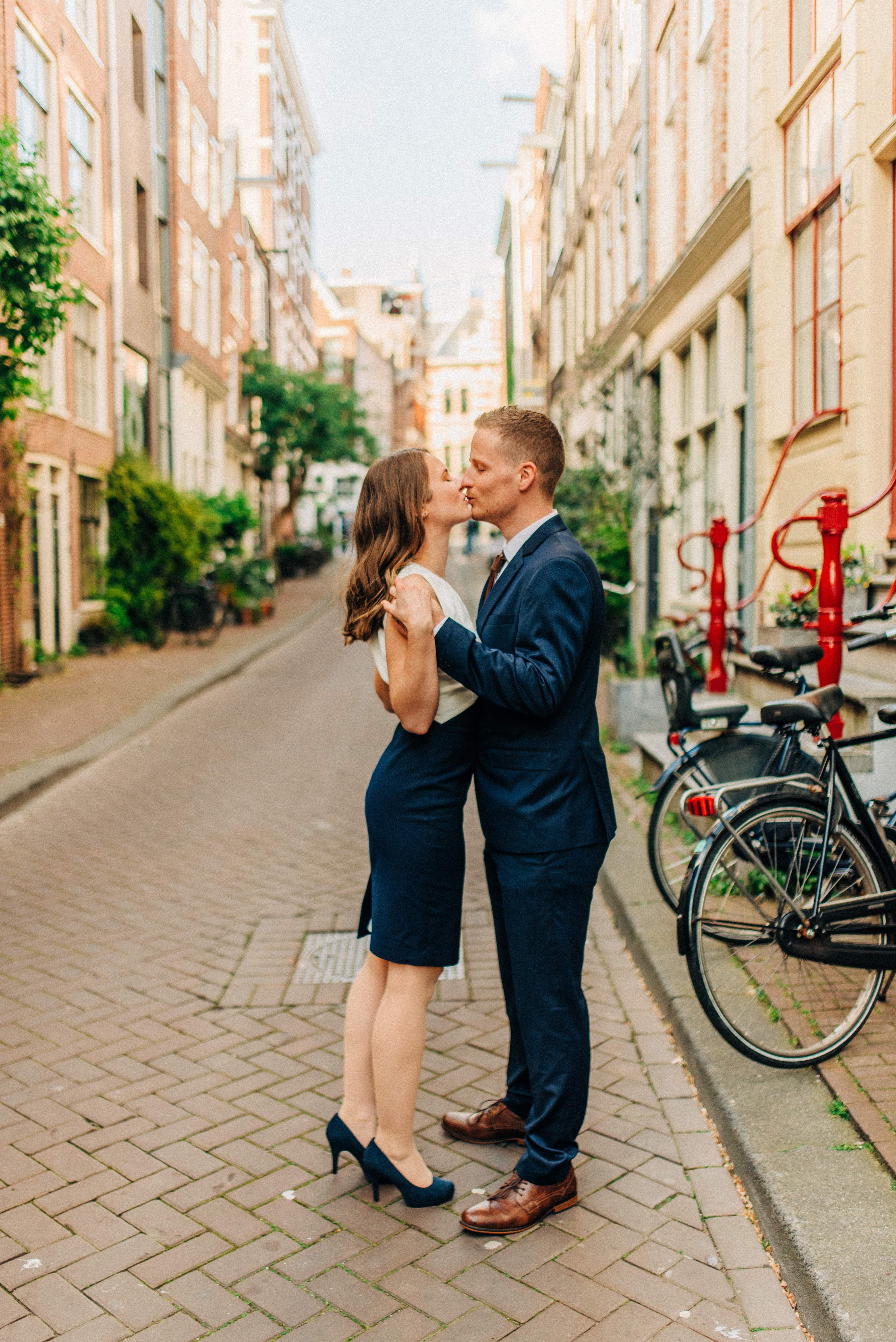 Pre wedding Amsterdam